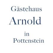 Logo Gästehaus Arnold