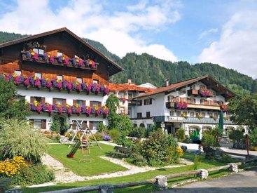 Hambergers Posthotel in Reit im Winkl