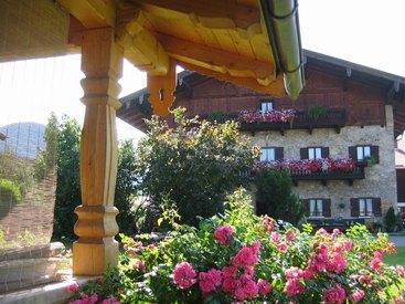 Der Ertlhof - ein Bauernhof in Rottau bei Grassau