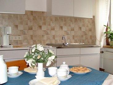 Bad Steben Ferienwohnung Heger - Zum Seifengrund, Küche