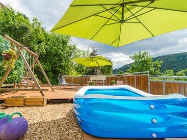 Ihre kinderfreundliche Ferienwohnung in Muggendorf