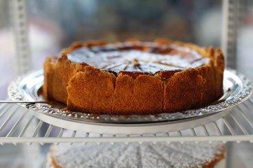 leckere hausgemachte Kuchen