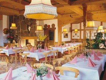 Gasthof - Hotel Unterwirt in Eggstätt - Kaminzimmer