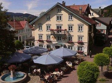 Willkommen im Hotel-Restaurant Adler Oberstaufen