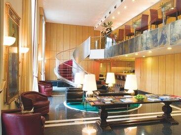 DERAG Hotel München Prinzessin Elisabeth Lobby