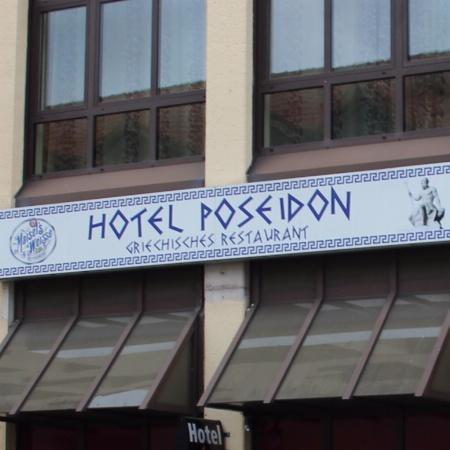 Poseidon Hotel & Restaurant