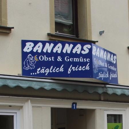 Bananas – Obst & Gemüse