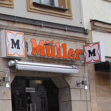 Müller Bayreuth Maximilianstraße