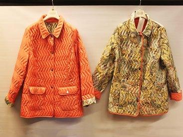 Leichte Wende-Jacken aus dem Hause Concept K bei Modetreff Marlies in Oberstaufen