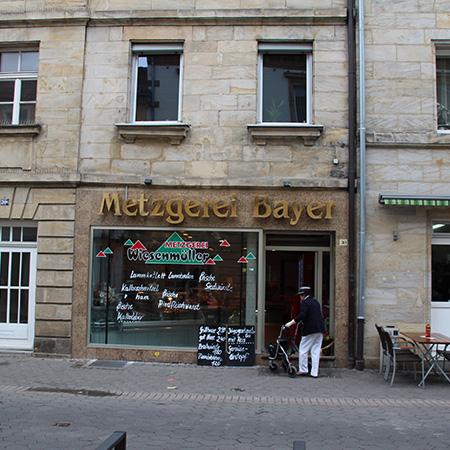 Metzgerei Bayer