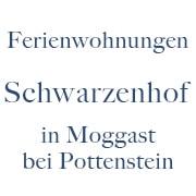 Logo Ferienwohnungen Schwarzenhof