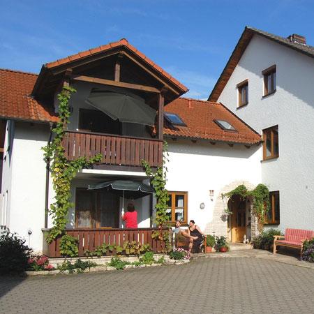 Bauernhof-Ferienwohnung Fuchs