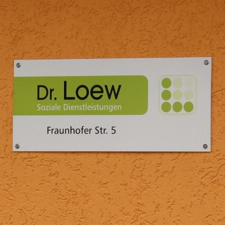 Dr. Loew - Soziale Dienstleistungen