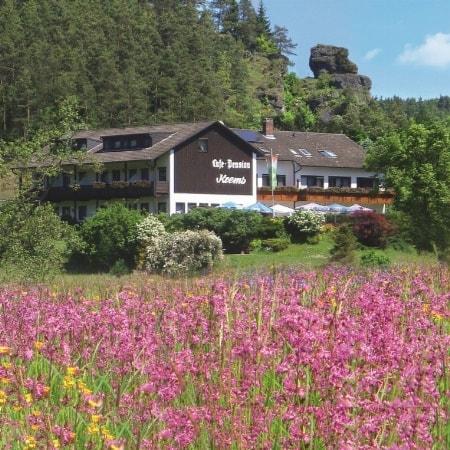 Ostern im Rabenecker Tal