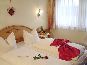 Komfortzimmer im Seehotel