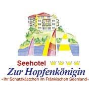 Logo Seehotel Hopfenkönigin in Enderndorf am See bei Spalt
