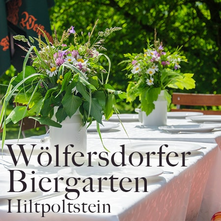 Wölfersdorfer Biergarten