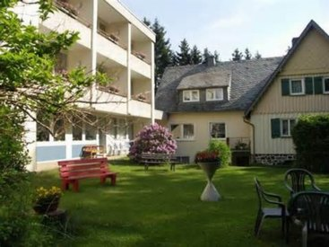 Pension und Landhaus Wölfel Bad Steben