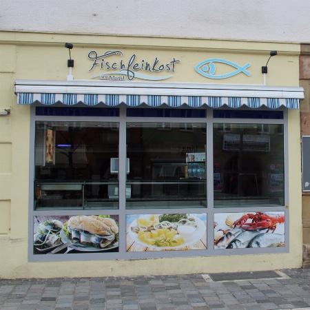 Restaurant Fischfeinkost am Markt