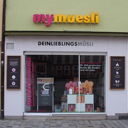 MyMuesli Laden Bayreuth