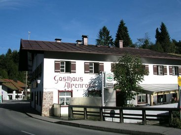 Alpenrose - Gasthof Pension Obermayer in Siegsdorf