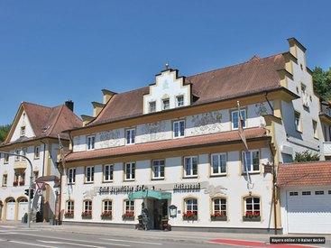 Herzlich Willkommen im Hotel und Restaurant Bayerischer Hof in Kempten im Allgäu!