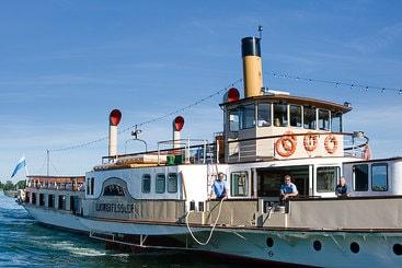 Schifffahrt am Chiemsee