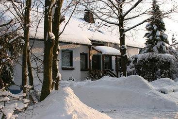 Bad Steben Ferienwohnungen Heger im Winter