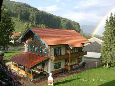 Aschenauer Hof - das Zuhäusl mit den Ferienwohnungen