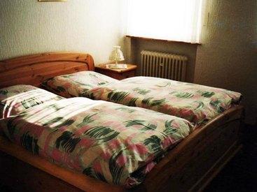 Ein Zimmer.