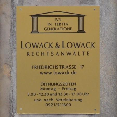 Lowack und Lowack