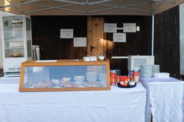 Café Brennerei Geistreich in der Fränkischen Schweiz