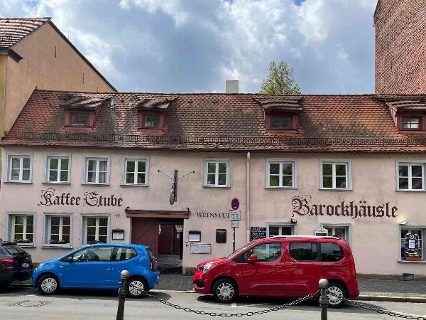 Unsere Kaffeestube im Nürnberger Stadtteil St. Johannis ist wieder geöffnet!