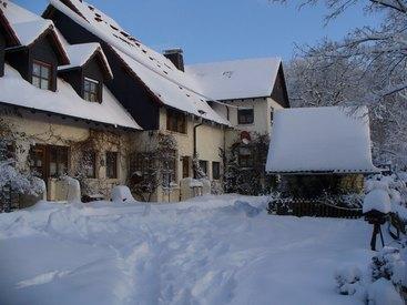 Winter am Schlossberghof