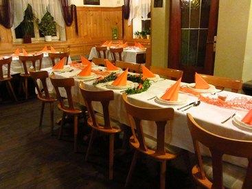 Unser Gasthof ist auch ideal für Familienfeiern