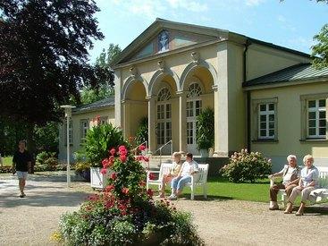 Ferienwohnung Heger im Kurpark Bad Steben