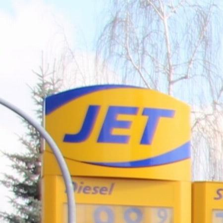 JET Tankstelle Königsallee