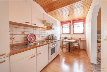 Wohnung 1. Stock Süd Küche