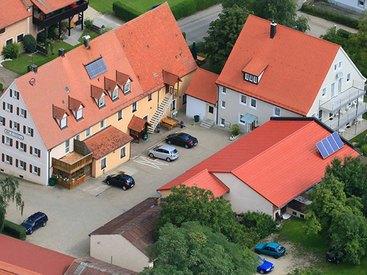 Außenansicht Jägerhof