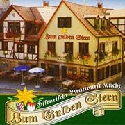 Logo Historische Bratwurstküche Zum Gulden Stern