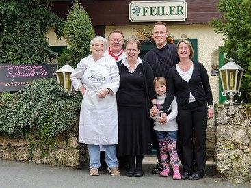 Ihr Team Familie Feiler