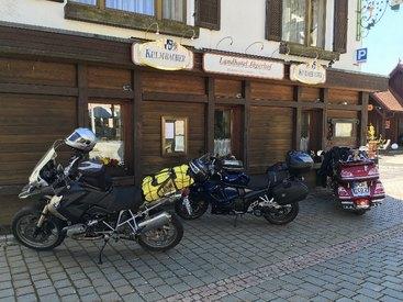 Landhotel Jägerhof - wir lieben Biker