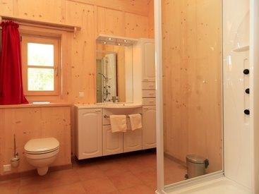 Alpenchalet - Badezimmer