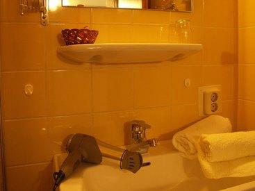 Badezimmer/Einzelzimmer