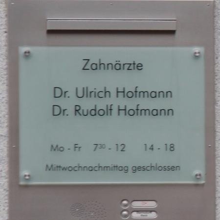 Zahnarzt Dr. Hofmann