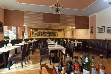 Das Restaurant im Hotel Schloßberg