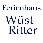 Logo Gästehaus Wüst-Ritter in Pottenstein - Mariental