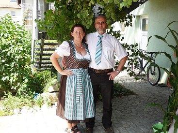 Ihre Gastgeber Familie Düngfelder