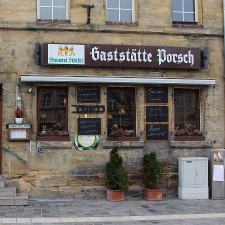 Gaststätte Porsch