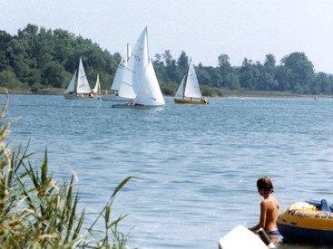 Kreszenz Uferrefugium in Prien am Chiemsee